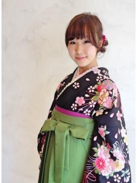 やはり、袴や振り袖などの和装 ...
